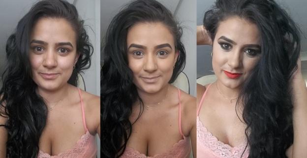 antes durante e depois